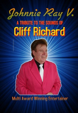 Johnnie Ray - Solo Covers Singer Tribute Show - Tauranga