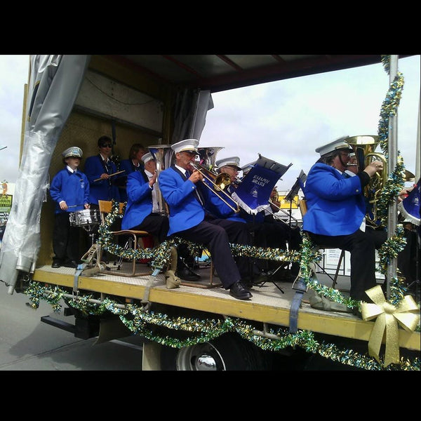 Kaiapoi Brass - Oompah Bavarian Band - Christchurch