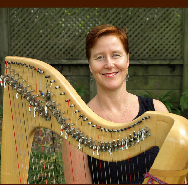 Karen Jones - Solo Celtic Harpist - Wellington