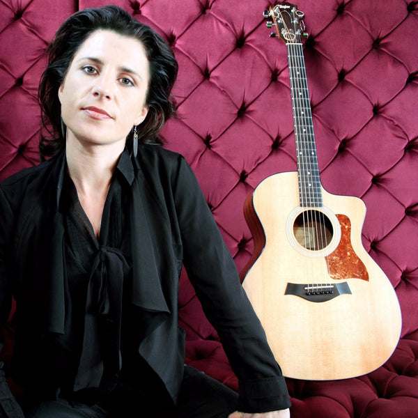 Kate Anastasiou - Singer Guitarist- Christchurch