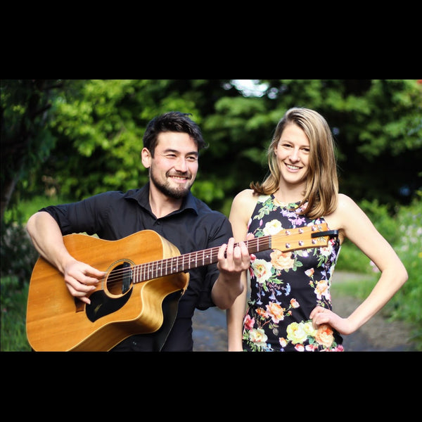 Kent and Odessa - Acoustic Covers Duo - Auckland