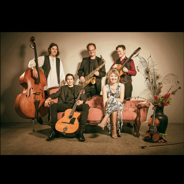 La Luna - French Gypsy Swing Band - Auckland - Wellington