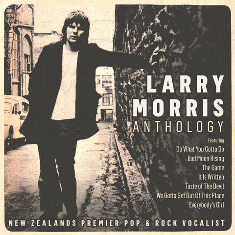 Larry Morris - New Zealand Rock Legend - Auckland