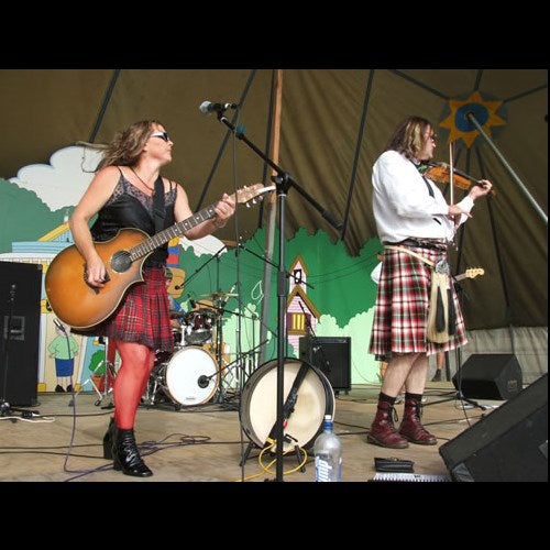 Little Green Men - Celtic Duo -  Invercargill