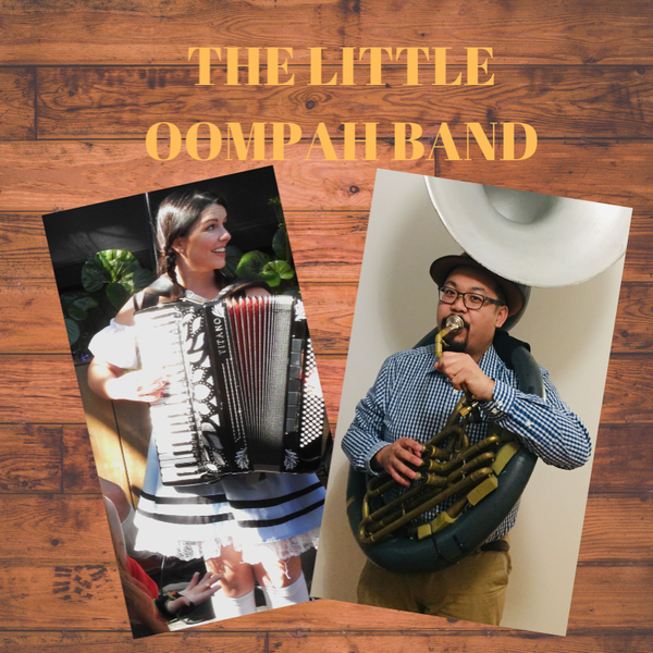 The Little Oompah Band - Oktoberfest Band - Auckland