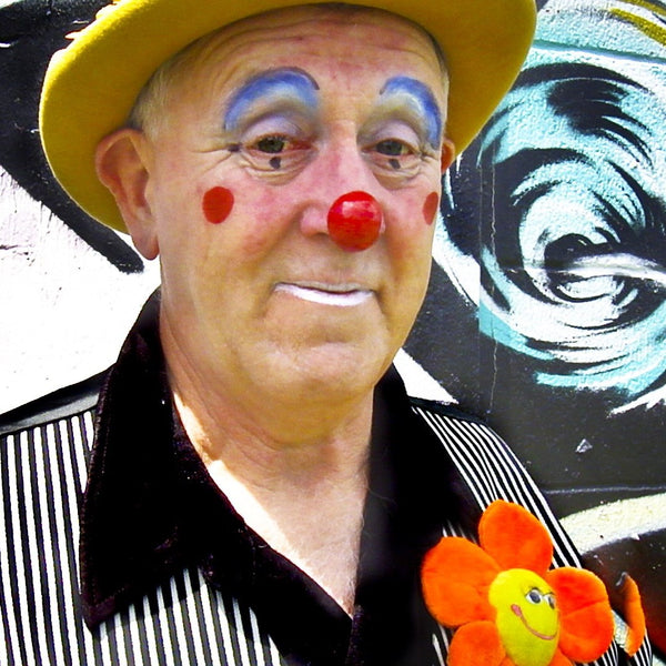 Michael Colonna - Clown - Comedian - Auckland
