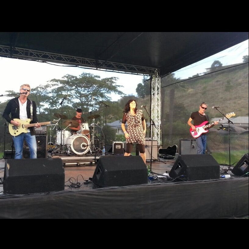 Naked Gun - Covers Band - Napier Hawkes Bay - PME