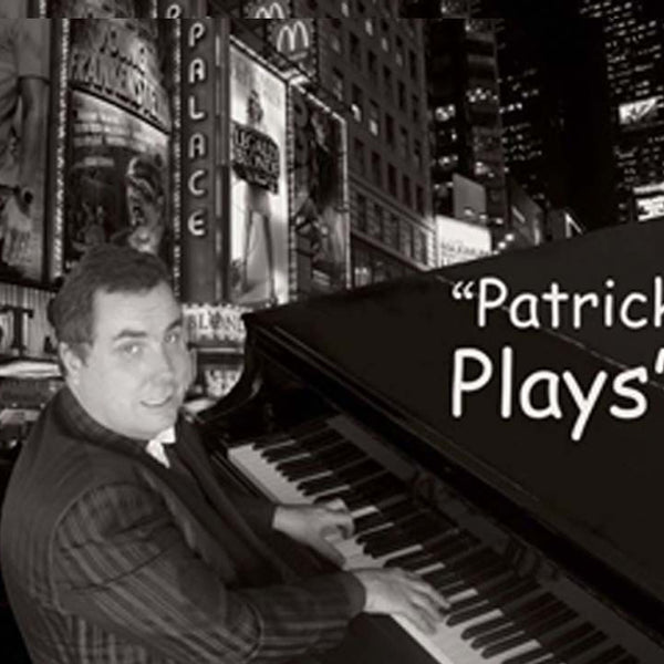 Patrick McMillan - Solo Piano / Keyboard Player - Auckland
