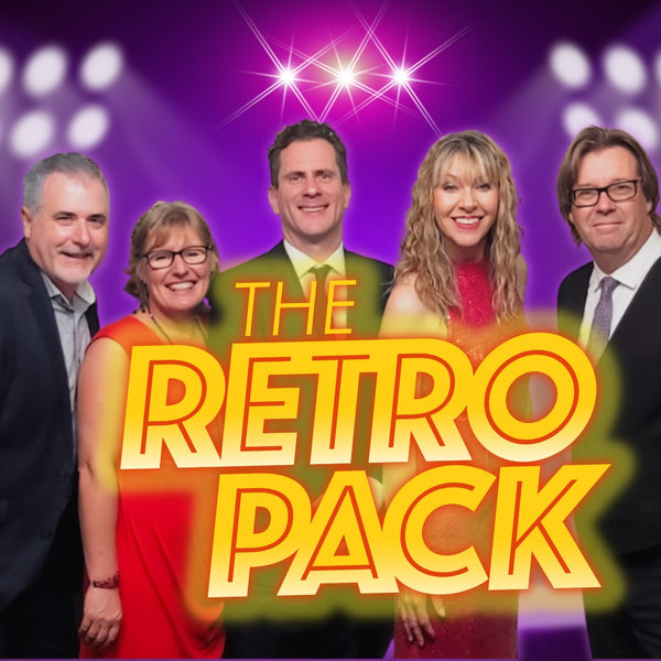 The Retro Pack - Retro Jazz Show - Wellington