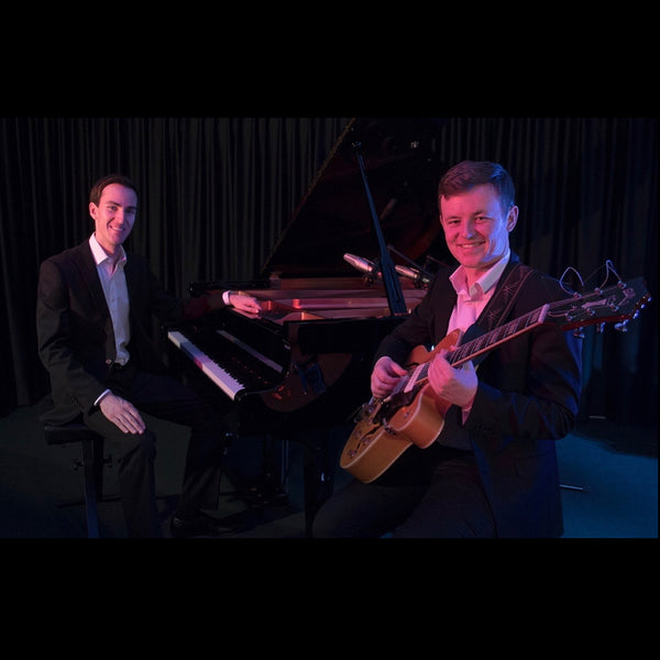 Sam & Loris Duo - Jazz  Band - Auckland