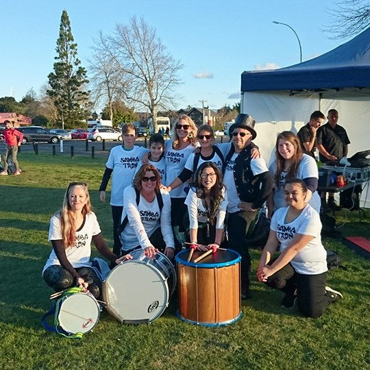 Sambatron - Percussion Band - Hamilton