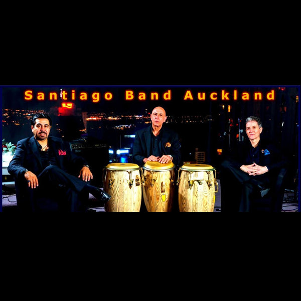 Santiago Band - Latin American band - Auckland