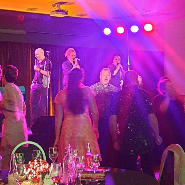 Singing Waiters - Comedy and Music - Christchurch - Nationwide