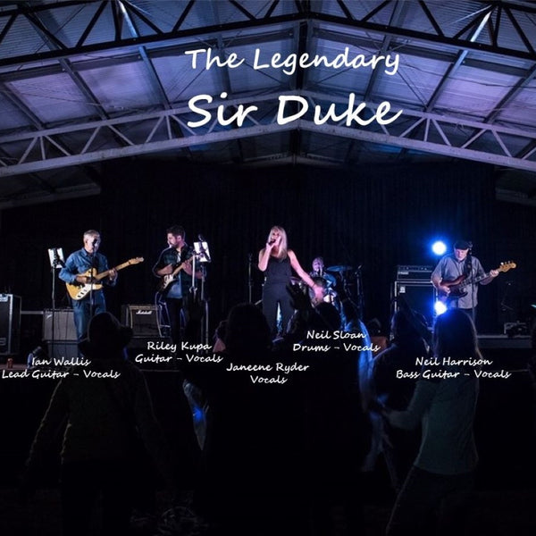 Sir Duke - 4 Piece Covers Band - Napier