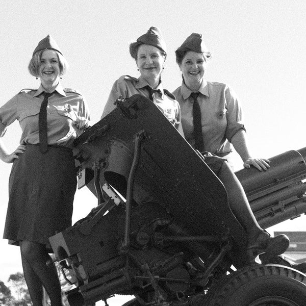 Sisters of Swing - Andrews Sisters Tribute - Auckland