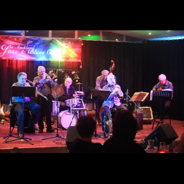 Society Jazzmen - Dixieland Swing Jazz Band - Auckland