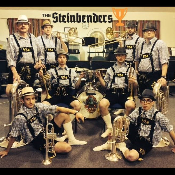 The Steinbenders - German Beerhall Band - Wellington