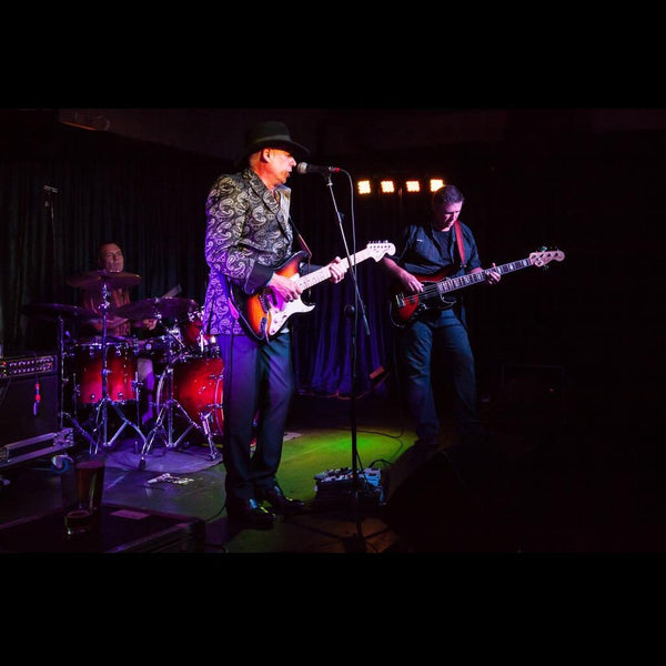 Stevie Ray Vaughan Tribute Show - Auckland