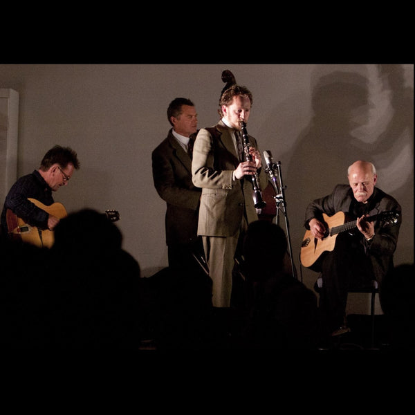 Swing 42 - Gypsy Jazz Band - Christchurch