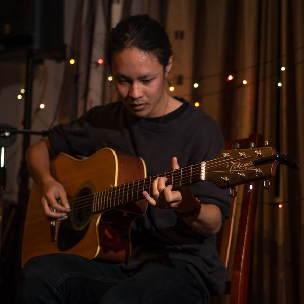 Terry Liu - Solo Guitarist - Wellington