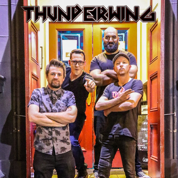 Thunderwing - Covers Band - Auckland
