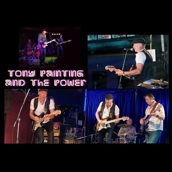 Tony Painting and The Power - Covers Band - Auckland