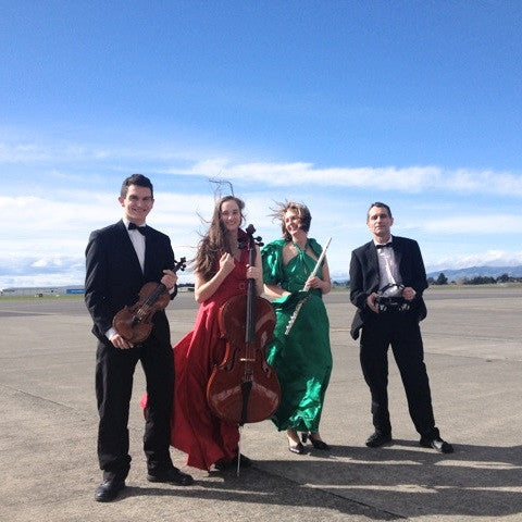 Trio Bella - Classical Music Quartet - Palmerston North