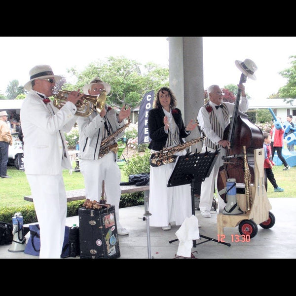 Twin City Stompers - Art Deco Dixieland Jazz Band - Napier