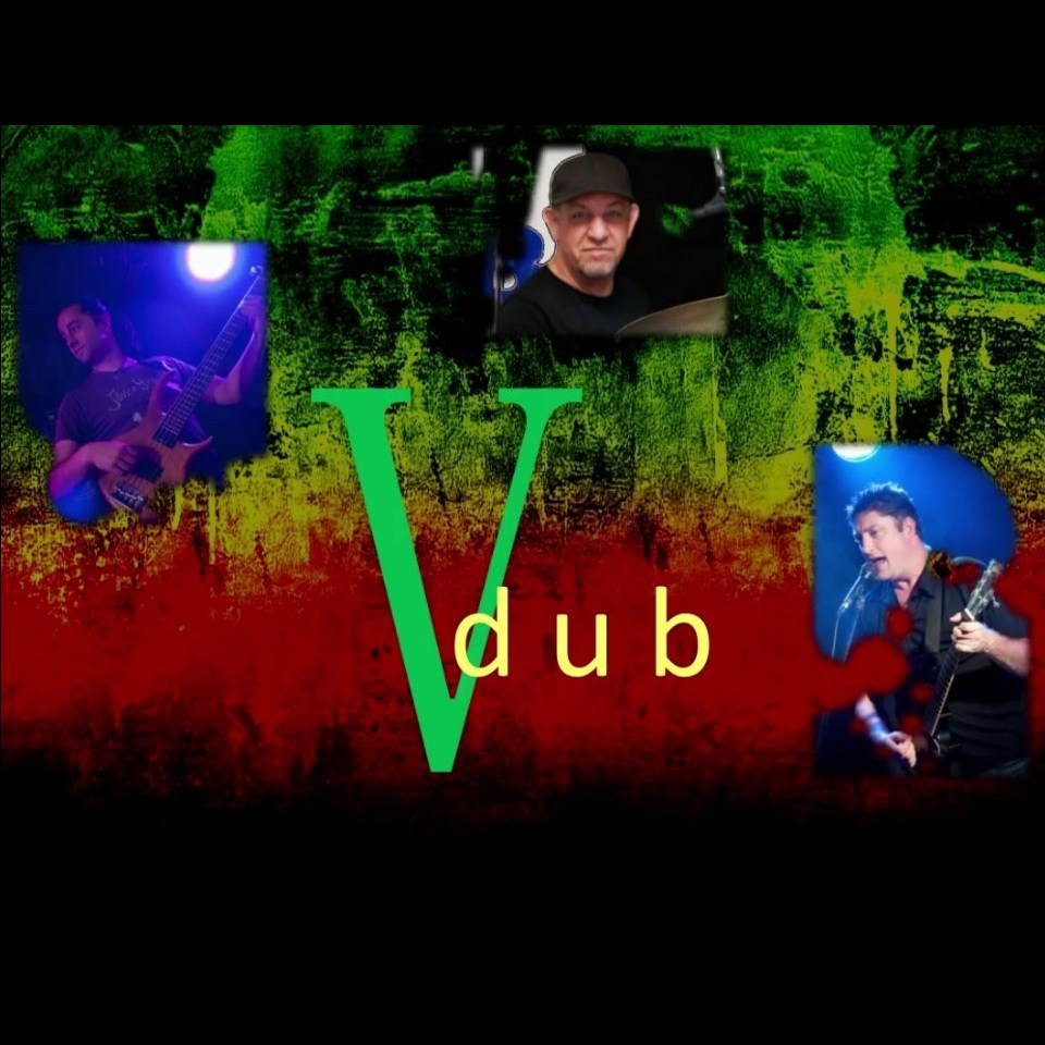 Vdub - Reggae and Dub Covers Band - Auckland - PME