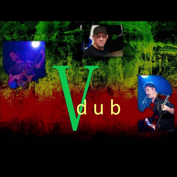 Vdub - Reggae and Dub Covers Band - Auckland