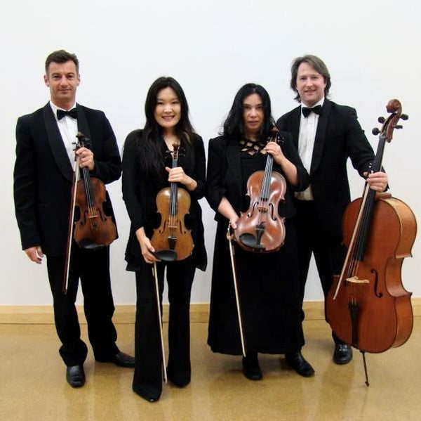 Verano String Quartet - Classical Group - Auckland