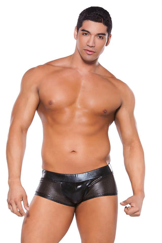 92% Polyester 8% Elastan Shorts One Size Black