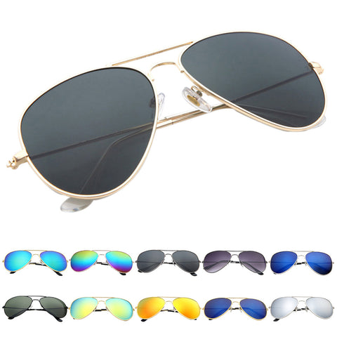 Top Seller Star Aviator Mirrored Sunglasses