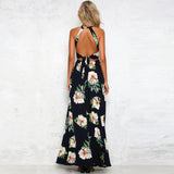 Astonishing Summer Floral Dress