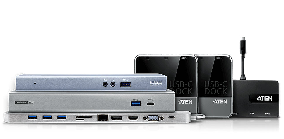 Thunderbolt and Docking Stations