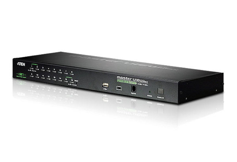 1-Local/Remote Share Access16-Port PS/2-USB KVM over IP Switch - CS1716i (EX-VAT)