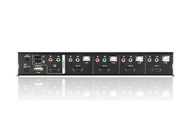 4-Port USB HDMI KVMP™ Switch - CS1794 (EX-VAT)