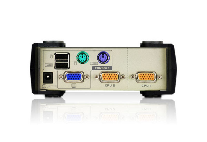 2-Port PS/2-USB VGA KVM Switch - CS82U (EX-VAT)