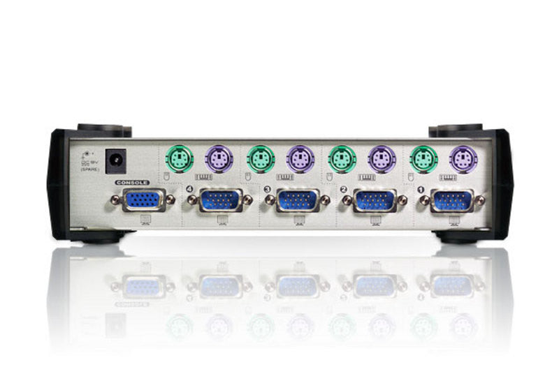 4-Port PS/2 VGA KVM Switch - CS84A (EX-VAT)