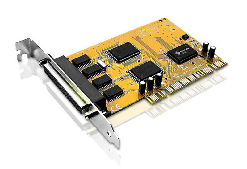 RS-232 4 Port PCI card - IC-104S