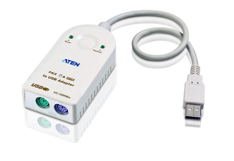 PS/2-to-USB Converter (30cm) - UC100KMA