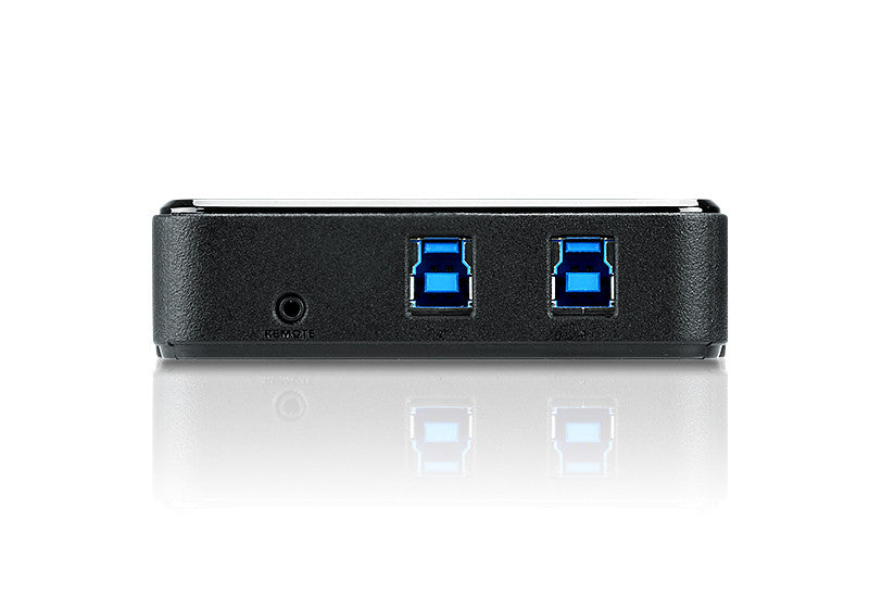 2-port USB 3.0 Peripheral Sharing Device - US234