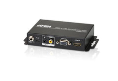 HDMI to VGA/Audio Converter with Scaler - VC812 (EX-VAT)