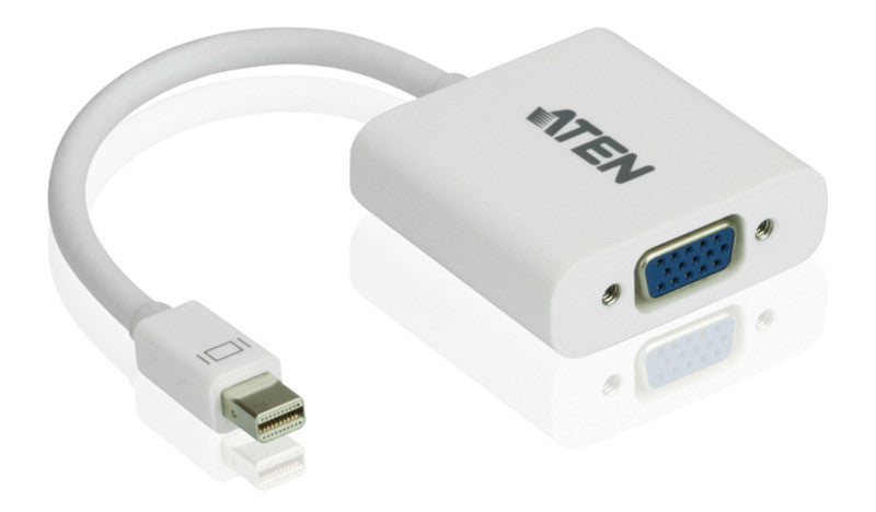 Mini DisplayPort to VGA Adapter - VC920 (EX-VAT)
