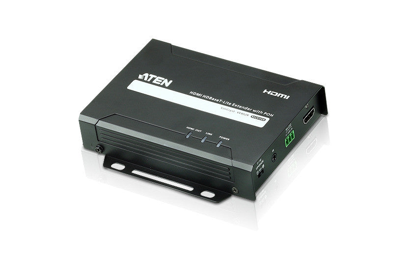 HDMI HDBaseT-Lite Receiver with POH (4K@40m)(HDBaseT Class B) - VE802R (EX-VAT)