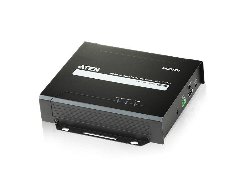 HDMI HDBaseT-Lite Receiver with Scaler (1080p@70m)(HDBaseT Class B) - VE805R (EX-VAT)