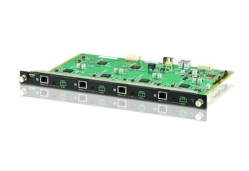 4-Port HDBaseT Output Board - VM8514 (EX-VAT)