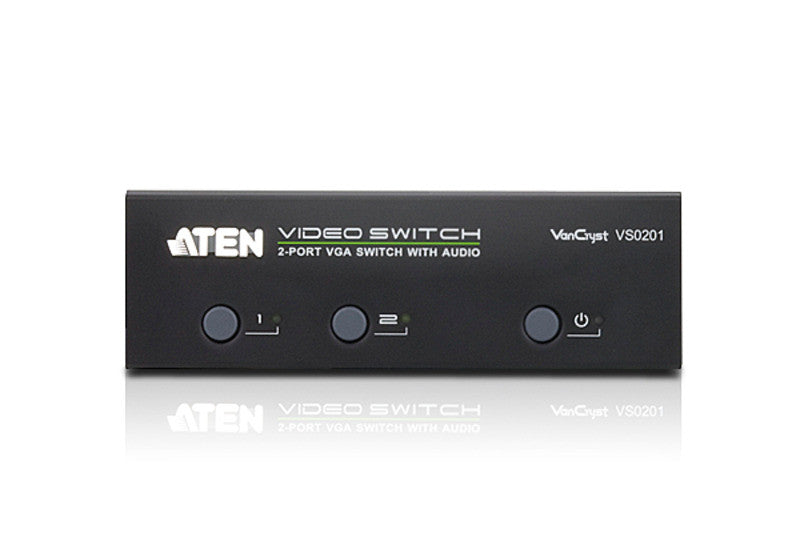 2-Port VGA/Audio Switch - VS0201 (EX-VAT)
