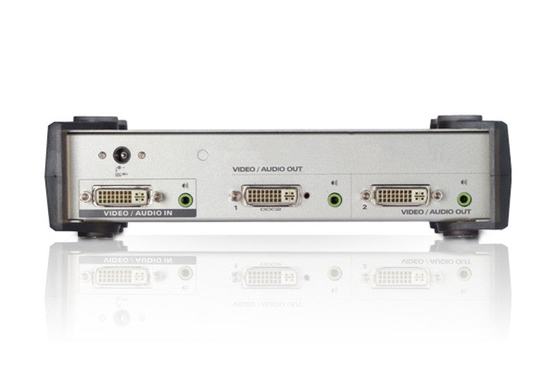 2-Port DVI/Audio Splitter - VS162 (EX-VAT)