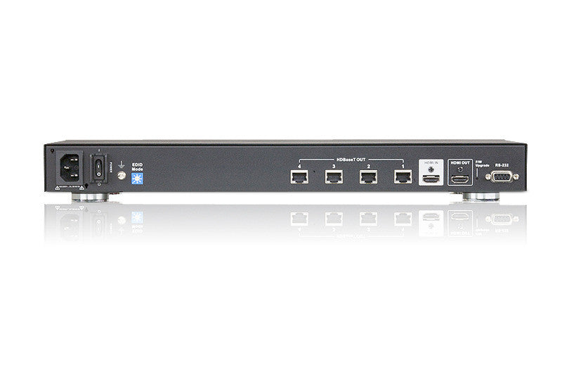 4-Port HDMI HDBaseT Splitter (HDBaseT Class A) - VS1814T (EX-VAT)